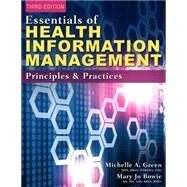 Bundle: Essentials of Health Information Management with Mindlink Access Card by Bowie; Green, 9781305625228