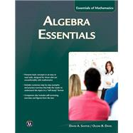 Algebra Essentials by Santos, David A.; Davis, Olgha B., 9781937585228