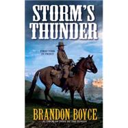Storm's Thunder by Boyce, Brandon, 9780786035229