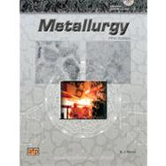 Metallurgy by B. J.  Moniz, 9780826935229