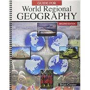 Guide for World Regional Geography by Cooper, Brian, 9781465245229