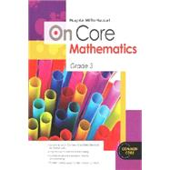 On Core Mathematics Grade 3 by Houghton Mifflin Harcourt, 9780547575230