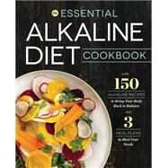 The Essential Alkaline Diet Cookbook by Rockridge Press, 9781623155230
