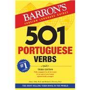 501 Portuguese Verbs by Nitti, John J.; Ferreira, Michael J., 9781438005232
