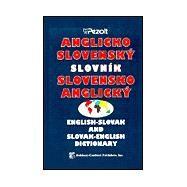 Anglicko-Slovensky a Slovensko-Angelicky Slovnik/English-Slovak and Slovak-English Dictionary by Drabik, Eduard; English, Nick; Zambory, Mikulas, 9780865165236