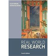 Real World Research by Robson, Colin; Mccartan, Kieran, 9781118745236