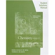 Student Solutions Manual for Masterton/Hurley's Chemistry: Principles and Reactions, 8th by Masterton, William L.; Hurley, Cecile N., 9781305095236
