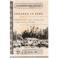 Tenants in Time by Wilson, Catharine Anne, 9780773535237