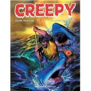 Creepy Archives 21 by Simon, Philip R.; Alcala, Alfredo, 9781616555238