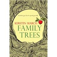 Family Trees by March, Kerstin, 9781617735240