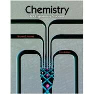 Student Solutions Manual with Study Guide for Brown/Holme's Chemistry for Engineering Students, 3rd by Brown, Lawrence S., 9781285845241
