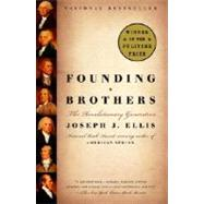 Founding Brothers by ELLIS, JOSEPH J., 9780375705243