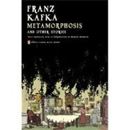 Metamorphosis and Other Stories (Penguin Classics Deluxe Edition) by Kafka, Franz; Hofmann, Michael; Hofmann, Michael, 9780143105244