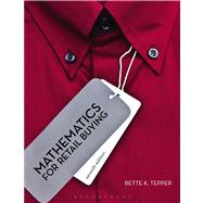 Mathematics for Retail Buying by Tepper, Bette K., 9781609015244