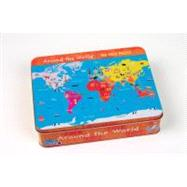 Barefoot Around the World 100 Piece Puzzle by Barefoot Books, 9781846865244