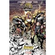 Color Your Own Age of Ultron by Marvel Comics, 9780785195245