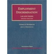 Employment Discrimination by Rutherglen, George A., 9781599415246