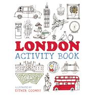 London Activity Book by Coombs, Esther, 9781908985248