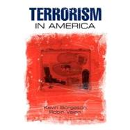 Terrorism in America by Borgeson, Kevin, 9780763755249