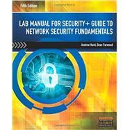 Lab Manual for Security+ Guide to Network Security Fundamentals, 5th by Ciampa, Mark, 9781305095250