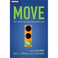 Move by Hawkins, Greg L.; Parkinson, Cally, 9780310325253