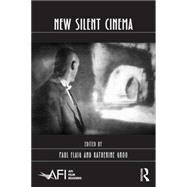New Silent Cinema by Groo; Katherine, 9780415735254