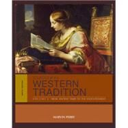 Sources of the Western Tradition Volume I: From Ancient Times to the Enlightenment by Perry, Marvin, 9781133935254