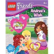 LEGO Friends: Andrea's Wish (Activity Book #3) by Unknown, 9780545645256