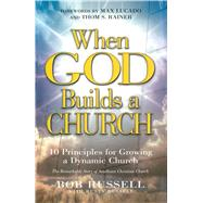 When God Builds a Church by Russell, Bob; Russell, Rusty, 9781501125256