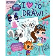 I Love to Draw! by Bell, Megan, 9780794435257