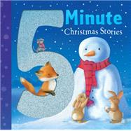5 Minute Christmas Stories by Sykes, Julie; Hendry, Diana; Walters, Catherine; Butler, M. Christina; Freedman, Claire, 9781589255258