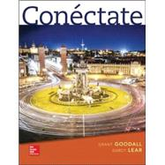 Conéctate: Introductory Spanish by Goodall, Grant; Lear, Darcy, 9780073385259