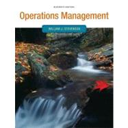 Operations Management by Stevenson, William, 9780073525259