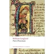 Piers Plowman A New Translation of the B-text by Langland, William; Schmidt, A. V. C., 9780199555260