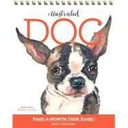 Illustrated Dog 2016 Calendar by Wicks, Deidre, 9780761185260
