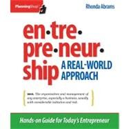 Entrepreneurship: A Real-world Approach by Abrams, Rhonda, 9781933895260