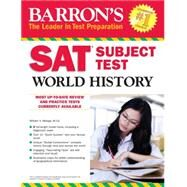 Barron's Sat Subject Test World History by Melega, William V., 9781438005263