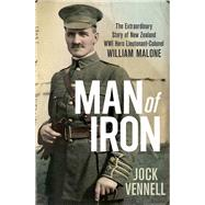 Man of Iron by Vennell, Jock, 9781877505263