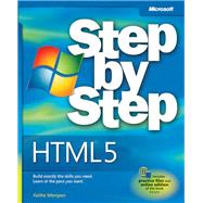 Html5 Step by Step by Wempen, Faithe, 9780735645264