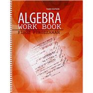 Algebra Work Book by Firozzaman, Firoz, 9781465275264