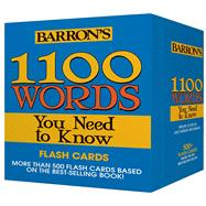 1100 Words You Need to Know Flashcards by Gordon, Melvin; Bromberg, Murray, 9781438075266