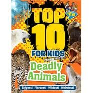 Deadly Animals by Terry, Paul, 9781770855267