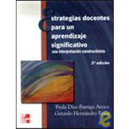Estrategias Docentes Para Un Aprendizaje Significativo - 2b: Edicion by Diaz Barriga Arceo, Frida, 9789701035269