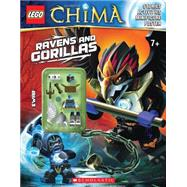 LEGO Legends of Chima: Ravens and Gorillas (Activity Book #3) by Unknown, 9780545645270