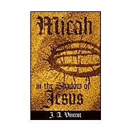 Micah in the Shadow of Jesus by Vincent, J. A., 9781401095277