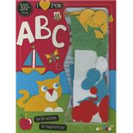 I Love Felt ABC by Make Believe Ideas, 9781783935277