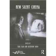 New Silent Cinema by Groo; Katherine, 9780415735278