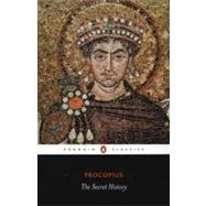 The Secret History by Procopius (Author); Williamson, G. A. (Translator); Sarris, Peter (Translator), 9780140455281