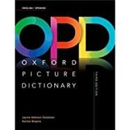 Oxford Picture Dictionary Third Edition: English/Spanish Dictionary by Adelson-Goldstein, Jayme; Shapiro, Norma, 9780194505284