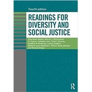 Readings for Diversity and Social Justice by Adams; Maurianne, 9781138055285